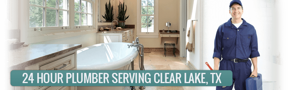 24 hour plumber clear lake